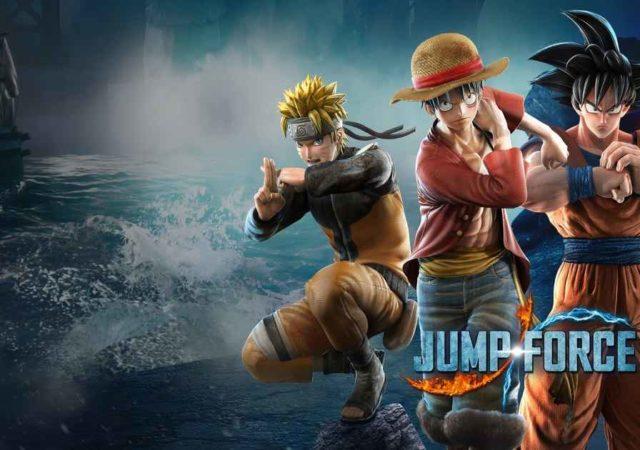 la nostra opinione sulla beta di Jump Force