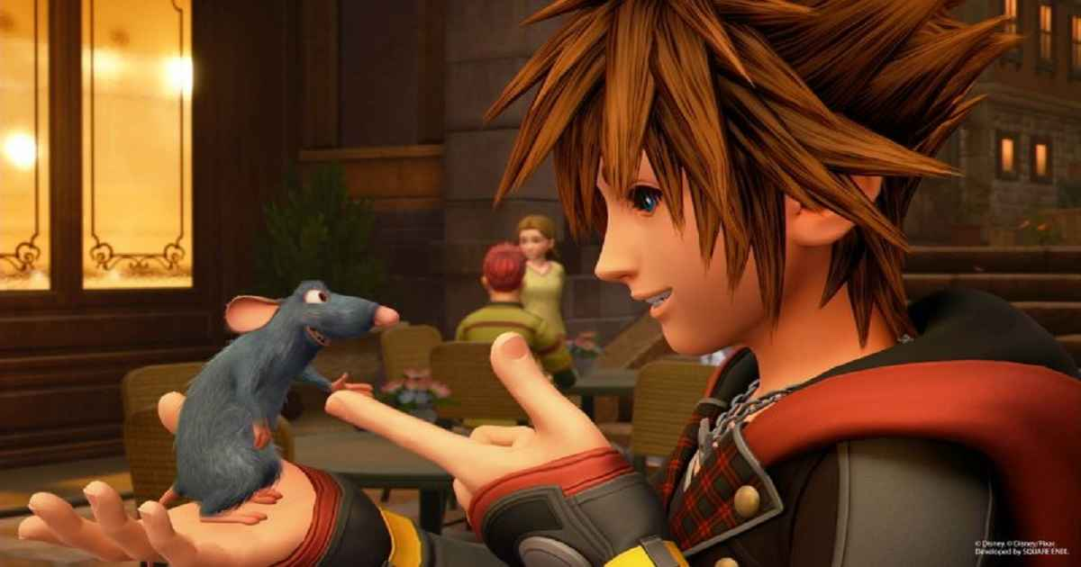 dati di vendita kingdom hearts 3