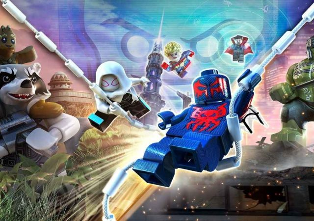 annunciato lego marvel collection