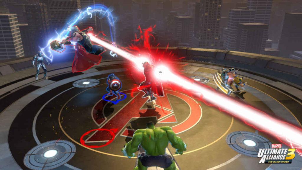 Nintendo Direct Marvel Ultimate Alliance 3 The Black Order