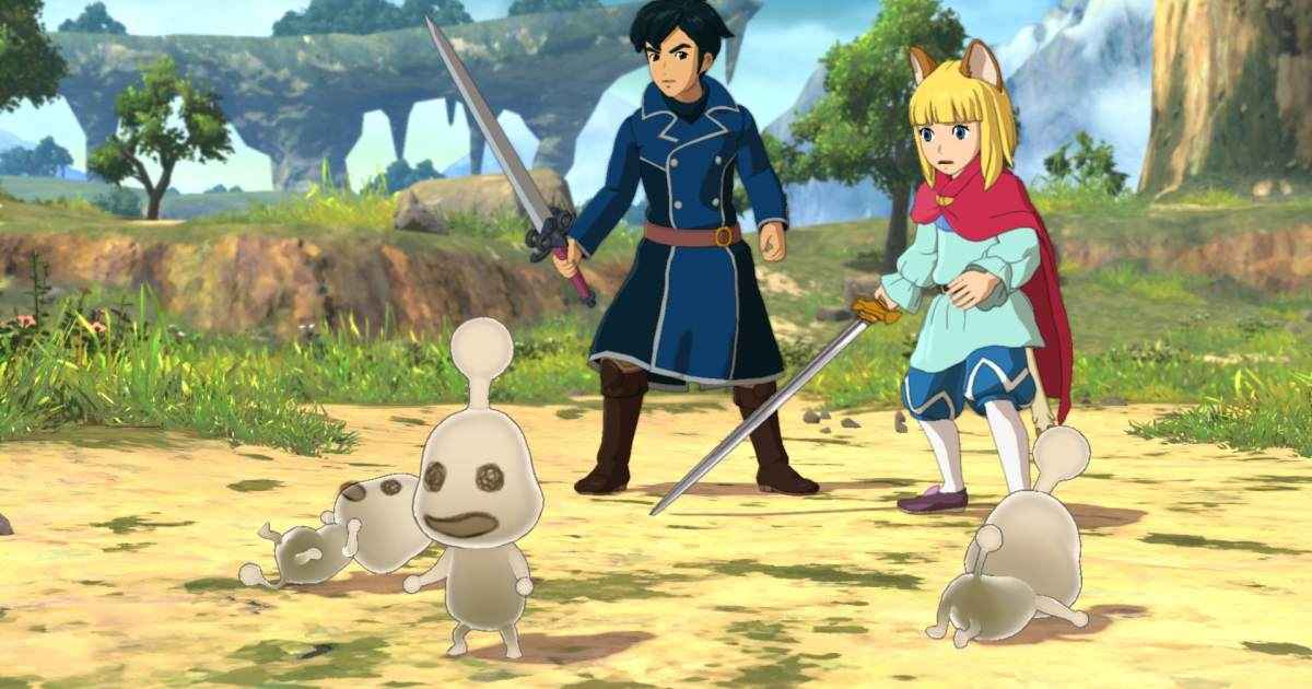 ni no kuni film cover image