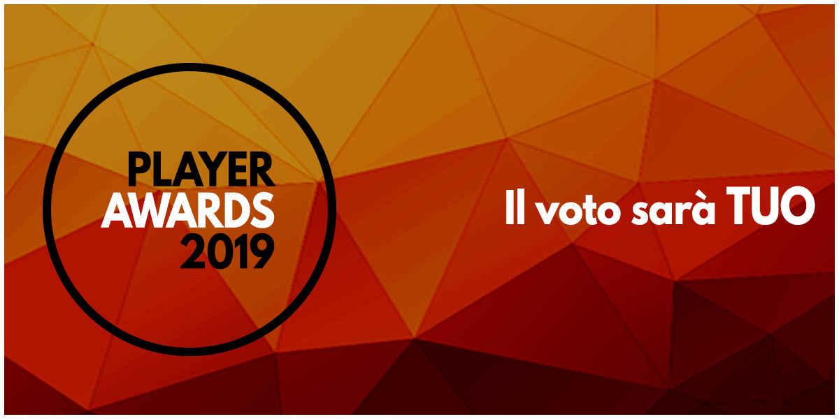 player awards 2019