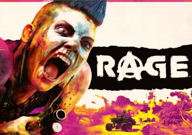 rage 2 su nintendo switch