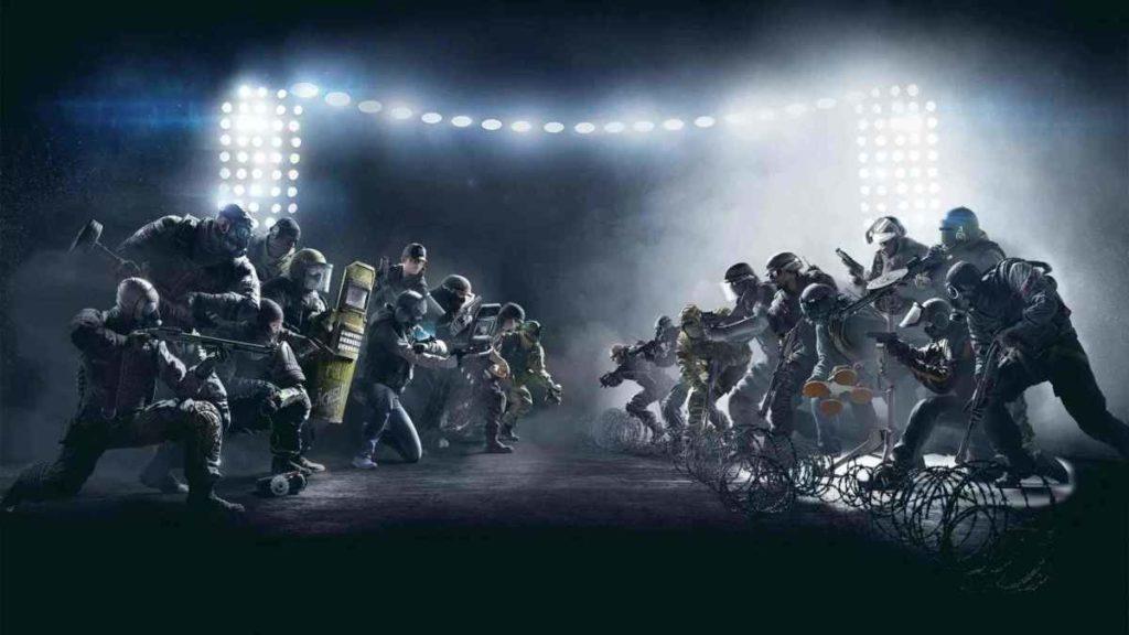 Rainbow Six Siege gameplay operatori