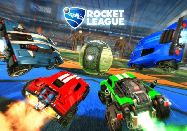 rocket league crossplay official image