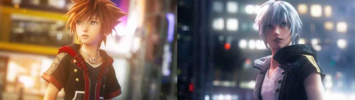 Kingdom Heart 3 finale segreto Sora-e-Riku-si-risvegliano-a-Tokyo