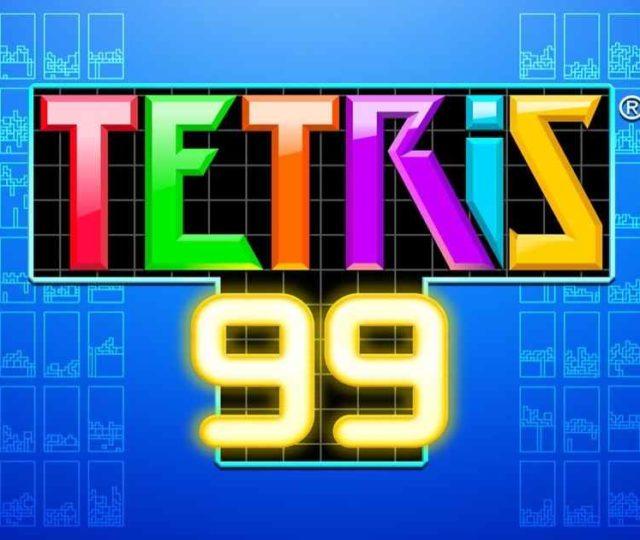 Title Card di tetris 99