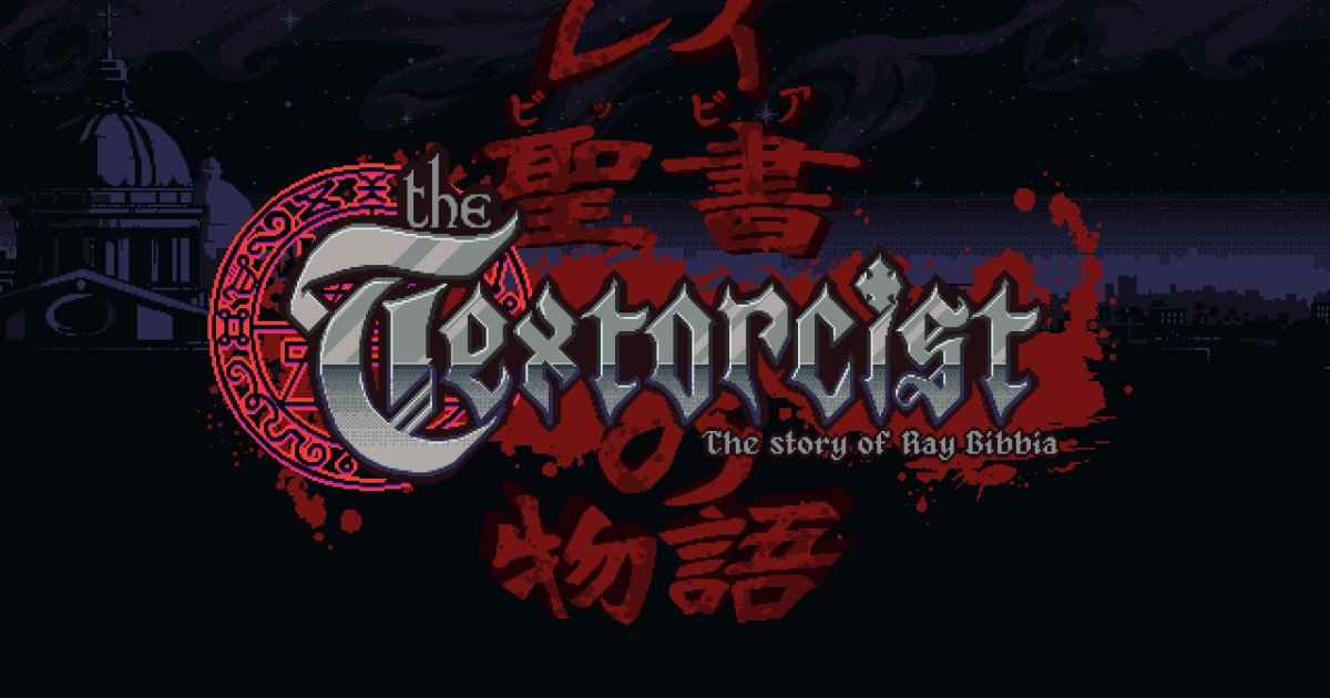 The Textorcist: The Exorcism Of Ray Bibbia 3 immagine copertina