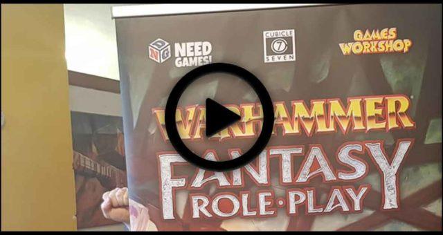 warhammer fantasy gdr annunciato