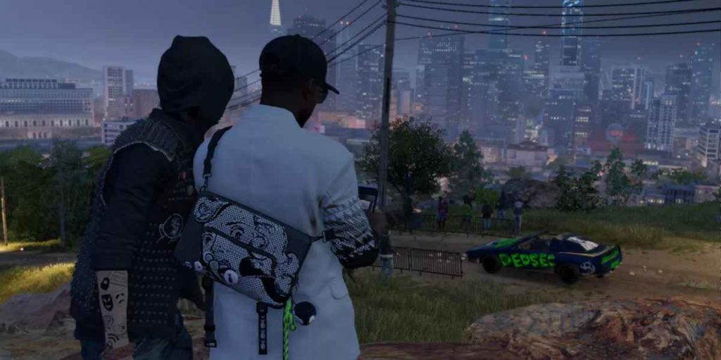 watch dogs 2 gameplay image