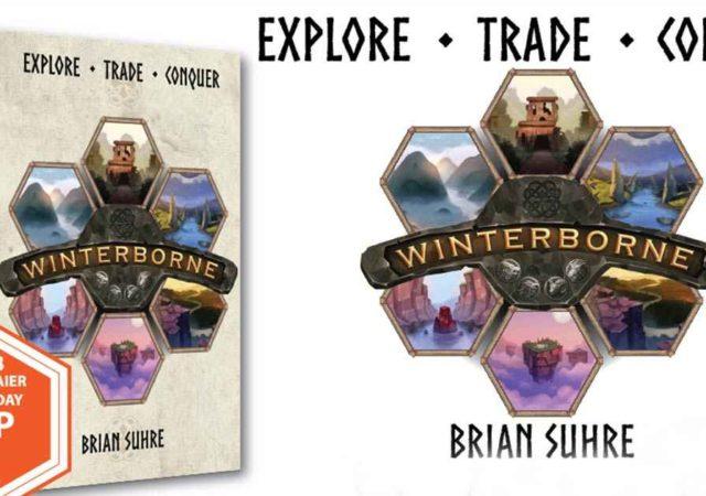 Winterborne, tra boardgame e cardgame un nuovo gioco gestionale approda su Kickstarter