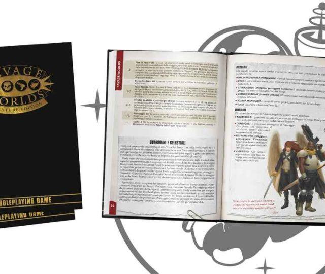 savage worlds adventure edition sarà localizzato in italiano