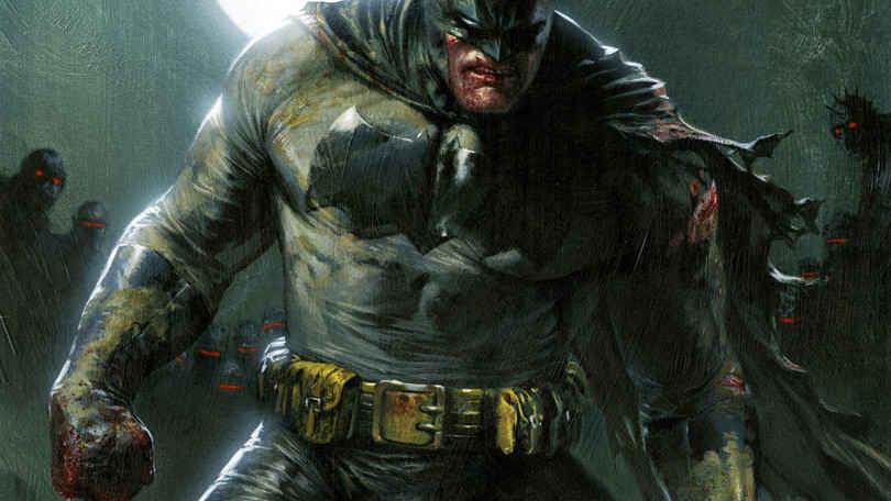 Romics 2019 Batman