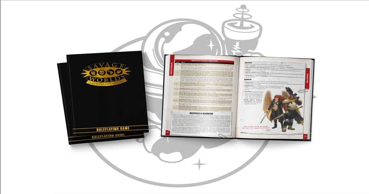 tutte le nuove regole di savage worlds adventure edition