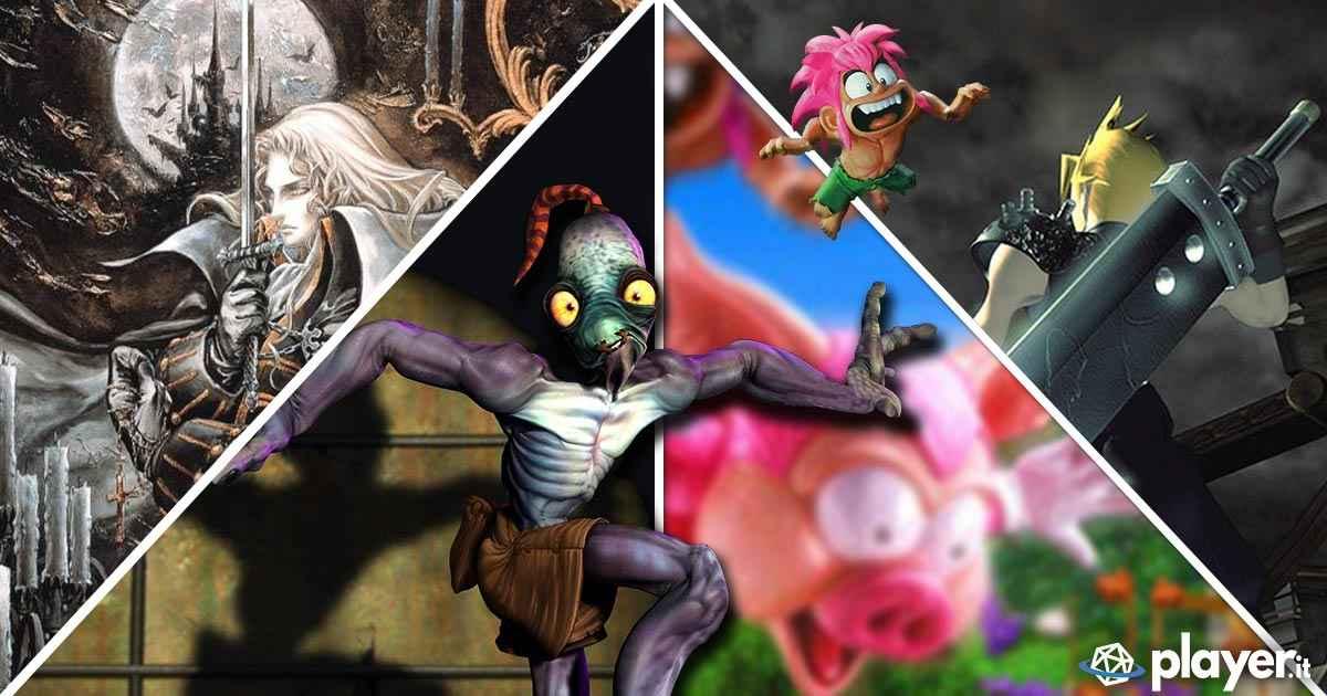 15 videogiochi rilasciati nel 1997