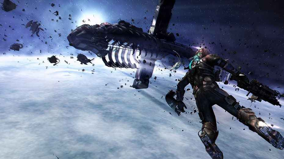 Dead Space 4 visceral games
