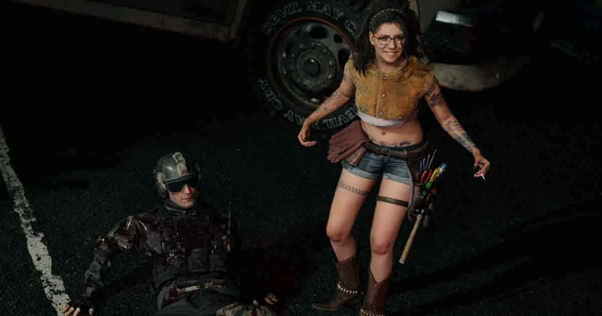 Devil May Cry 5 | Arrivano le nude mod per Nico, Lady e V
