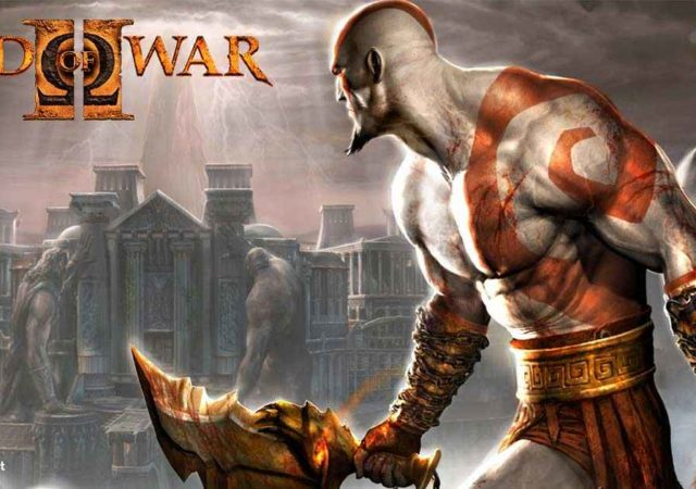 God of War 2 e la mitologia greca