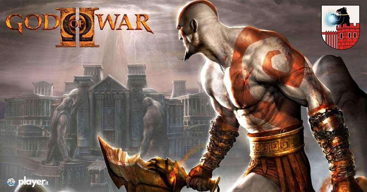 God of War 2 e la mitologia greca