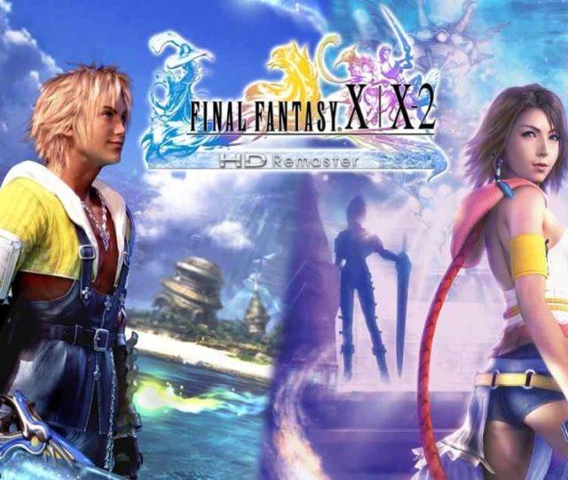 Copertina per Final Fantasy X/X-2 Remaster
