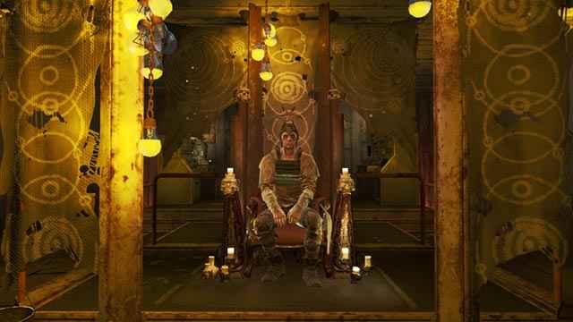 High Confessor Tektus dei Figli dell'Atomo