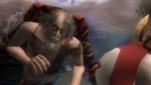 Icaro in God of War 2