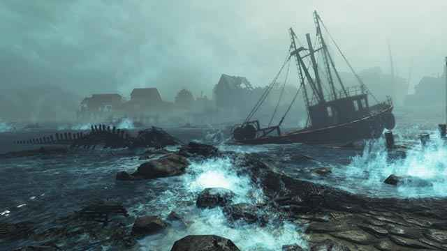 Il DLC Far Harbor di Fallout 4