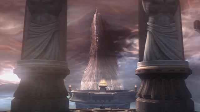 Il Tempio delle Parche in God of War 2