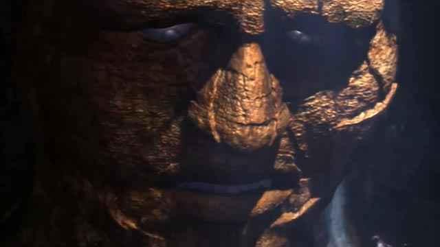 Il Titano Gea - Gaia in God of War 2