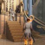 Il discorso di Zeus sull'Olimpo in God of War 2