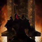 Il trono di Kratos sull'Olimpo