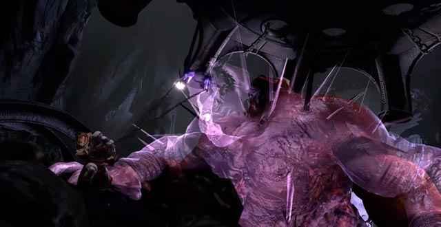 Kratos strappa e assorbe l'anima di Ade, usando i suoi stessi Artigli