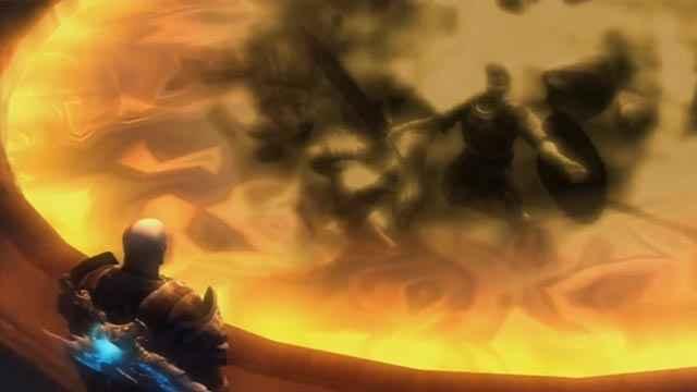 Kratos è il dio della guerra preferito dagli spartani
