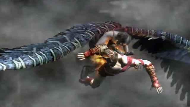 Kratos e Icaro precipitano nel Grande Abisso