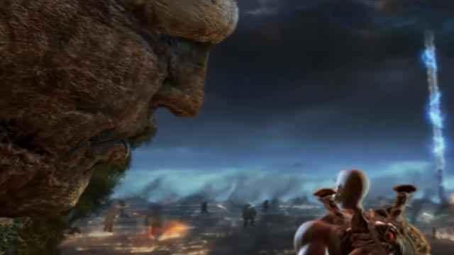 Kratos e la Titanomachia