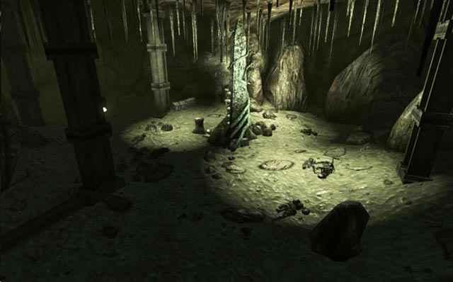 L'Obelisco sotto il Dunwich Building in Fallout 4
