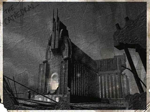 La Cattedrale del primo capitolo della saga di Fallout