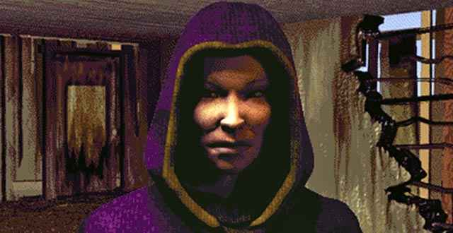 La cultista Jain di Fallout 1