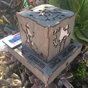 The Legend of Zelda Breath of The wild ecco le lampade decorative