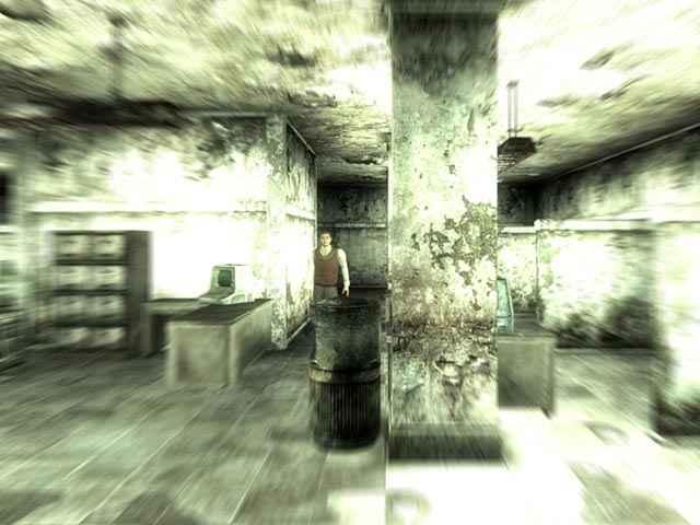 Le strane allucinazioni che avvengono nel Dunwich Building in Fallout 3