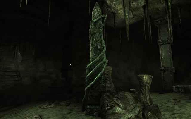 L'altare e l'obelisco di Dunwich in Fallout 4
