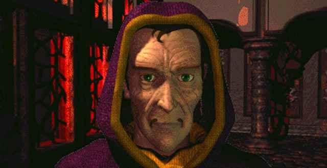 Morpheus, il capo dei cultisti di Fallout 1
