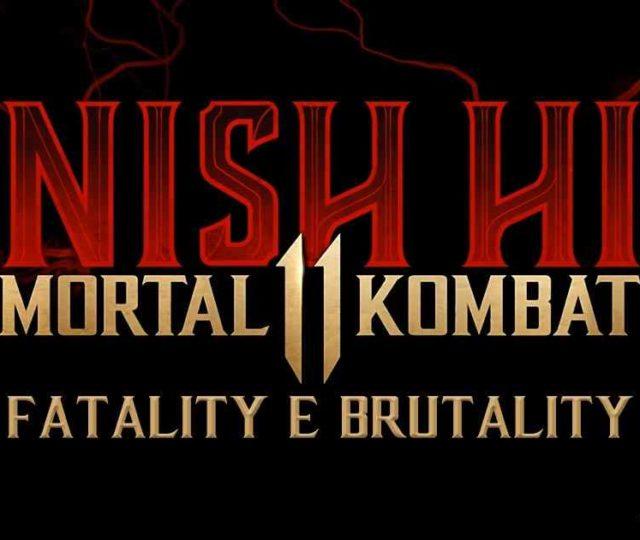Mortal Kombat 11 tutte le combo dei tasti per eseguire le fatality e le brutality