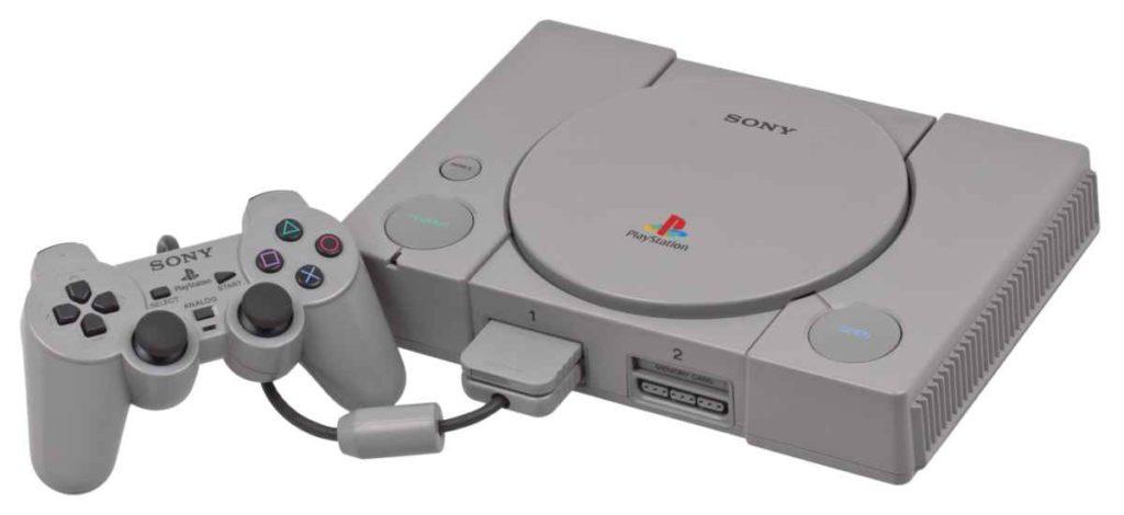 Sony Playstation 1 Eiffel 65 My Console