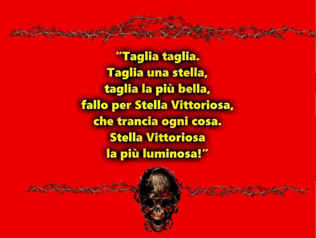 Play Modena 2019 - Serpentarium, Sine Requie - Soviet, Gladiatori stella rossa