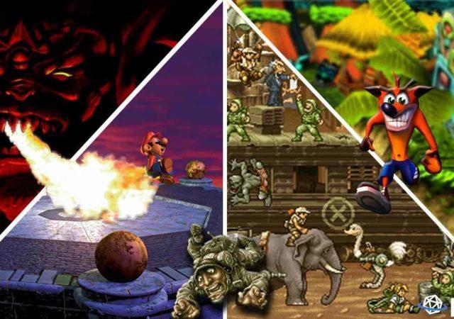 dieci videogiochi rilasciati nel 1996