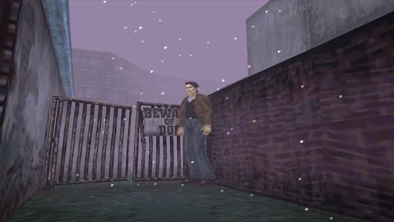 silent hill, gioco horror di Konami del 1999