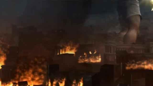 Sparta in fiamme in God of War 2