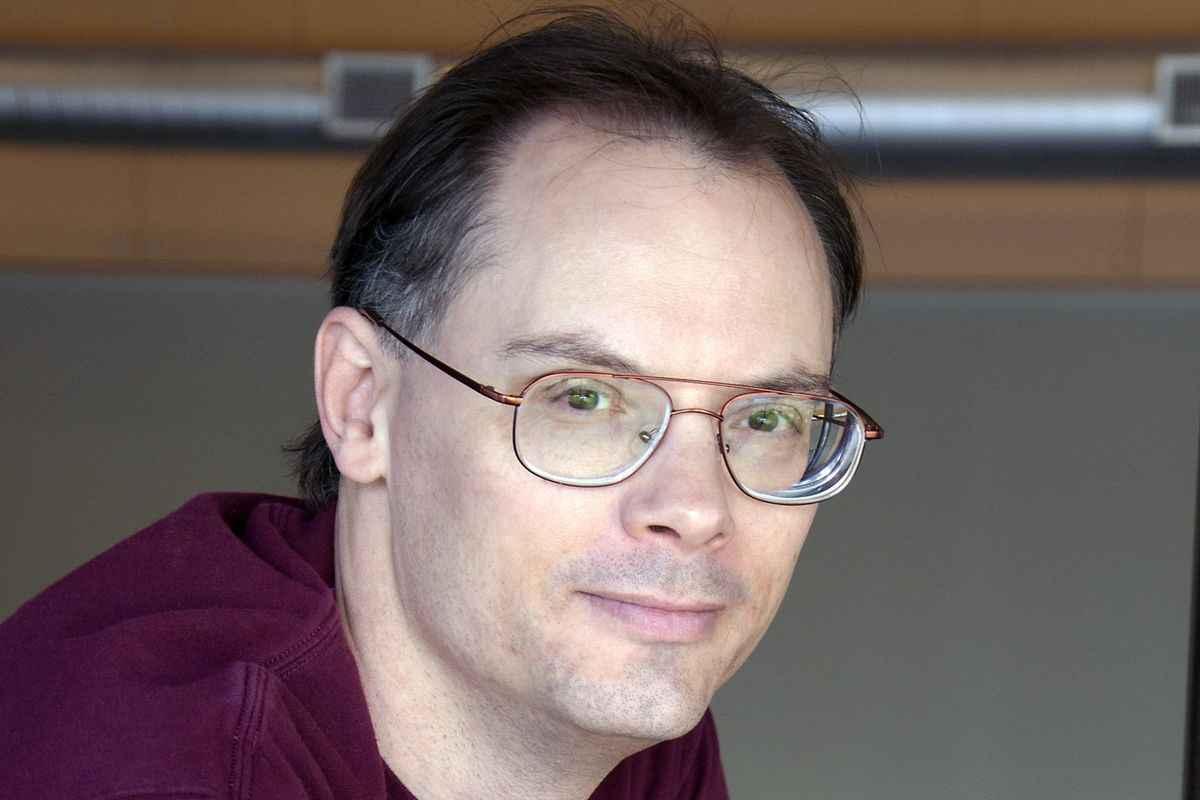Fotografia di Tim Sweeney, fondatore di Epic Games ed attuale CEO