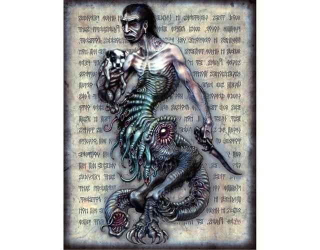 Wilbur Whateley, un personaggio del racconto L'orrore di Dunwich di Lovecraft